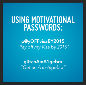 OST Motivational Passwords