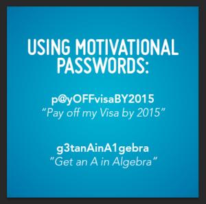 OST Motivational Passwords